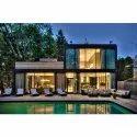 Plain Home Exterior Glass