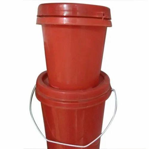 1 Kg HDPE Plastic pails