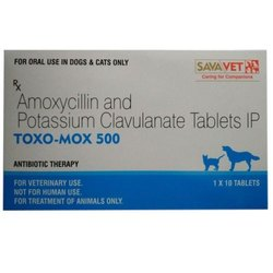 Amoxycilin And Potassium Clavulanate Tablets
