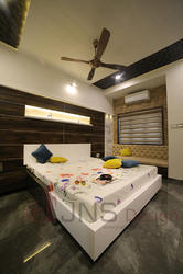Bunglow Bed Room Designing In Gujarat