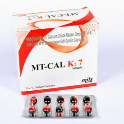 Calcium Citrate Malate Methylcobalmin Omega 3 Fatty Folic Acid Vitamin K27 Calcitriol 0.25 Softgel