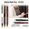 Metal Ball Pen H-231