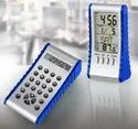 Multifunction Clock with Calculator