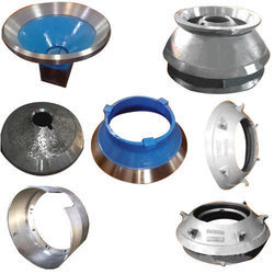 Crusher Spares and Equipments