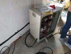Ask Three Phase Voltage Stabilizer, Floor