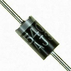 1N5408 -  Standard Recovery Diode, 1 kV, 3 A, Single, 630 mV, 200 A