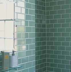ceremic Bathroom Wall Tiles, Thickness: 10-15 mm