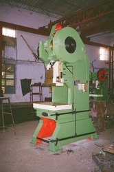 Hydraulic C Type Power Press