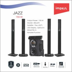 Multimedia Speaker - Jazz