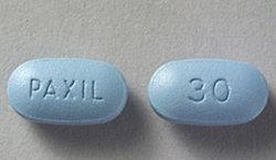 Paxil, Packaging Type: Box