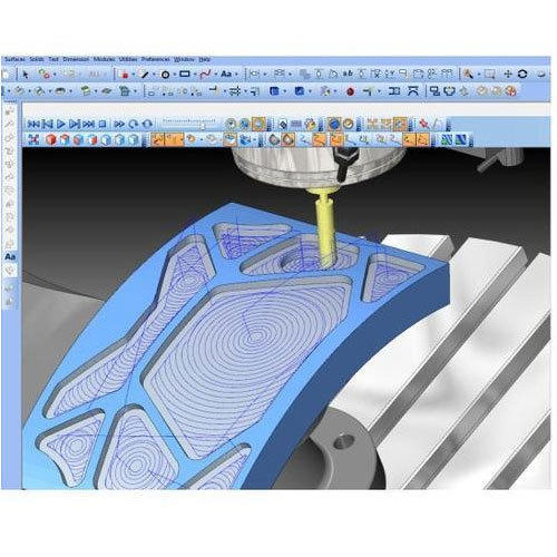 Programming Software For Cnc Milling Machine
