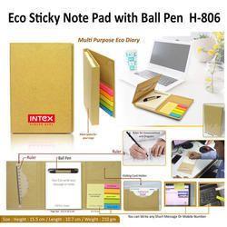 Eco Friendly Spiral Bound Note Book