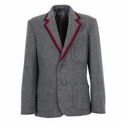 Shyamjee Winter Woolen School Blazers, Size: Small, Medium And Large