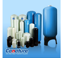 Canature FRP Tanks, Capacity: 500 and 1500 L