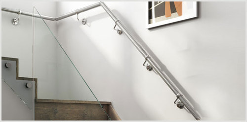 Beautiful Wall Mounted Handrail