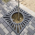 FRP Tree Pit Cover