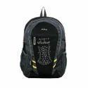 Vlookup Black Grey Backpack