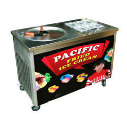 Tawa Ice Cream Making Machine