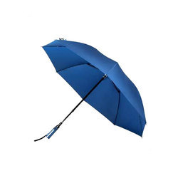 Plain Three Fold Umbrella