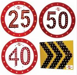 LED Speed Limit Signage