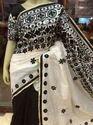 BD Cotton Kachi Work Saree