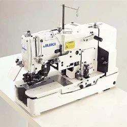 Juki Buttonholing Machine