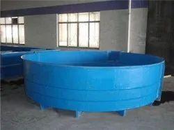 FRP Aquaculture Biofloc Fish Farming Tank