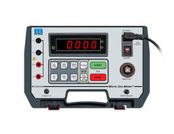 NABL Calibration Service For Micro Ohm Meter