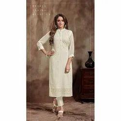 Poonam Lucknowi Chikan Salwar Suit