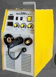 Automatic, Semi-Automatic Portable Mig Welding Machine