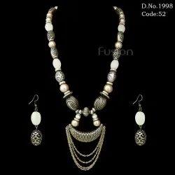 Western Designer Necklace Set