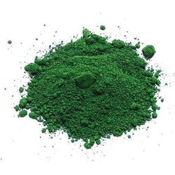 Green Iron Oxide Powder