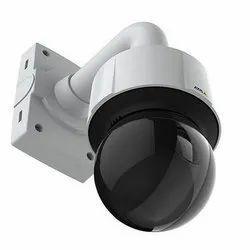 AXIS Q6115-E PTZ Dome Camera, For Outdoor, Camera Range: 15 to 20 m