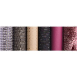 100% Polyester FR Seat Fabric