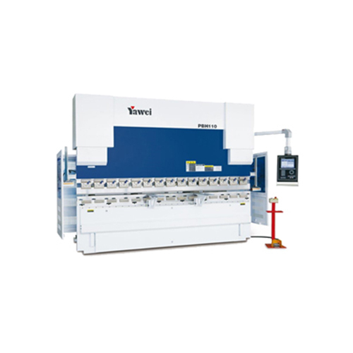 Press Brake Machine - CNC Electrical Press Brake Machine