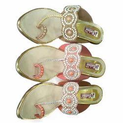 Casual Ladies Kolhapuri Slipper