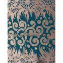 Fancy Burnout Fabric