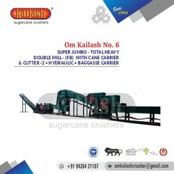 Sugarcane Crusher For Jaggery Plant - 150 TCD
