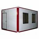 Single Door Container Home