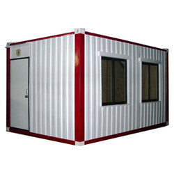 Single Door Container Home