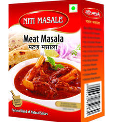 Niti Meat Masala, Packaging: 100 gm