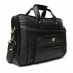 Hammonds Flycatcher Original Bombay Brown Leather 15 inch Laptop Messenger Bag