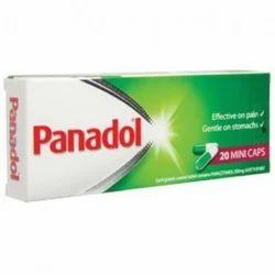 Panadol Paracetamol Minicaps