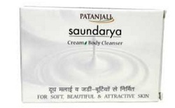 Patanjali Saundrya Cream Body Cleanser