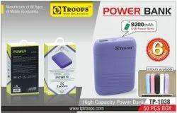 9200 mAh Power Bank