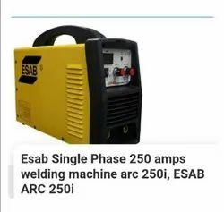 ESAB Single Phase 250 Amps Welding Machine