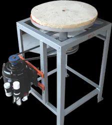 Glass Buffing Machine (Namda Type)-(With Motor) Heavy Duty