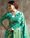 Designer Wedding Wear Heavy Saree