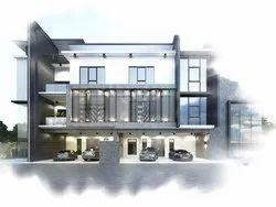Commercial Building Renovation Service