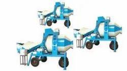 VM 550 Concrete Batching Plant Mixer